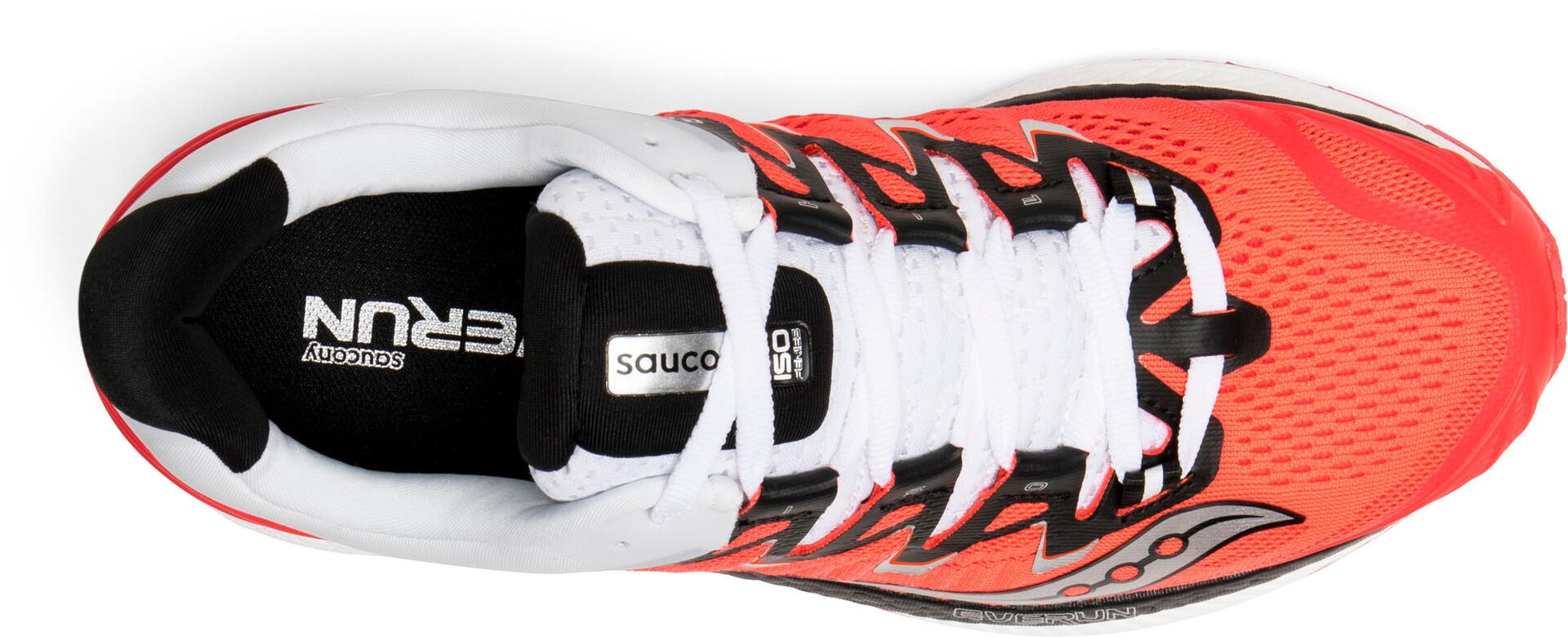 Running Saucony Femme Rougenoir Triumph Chaussures Iso 4 wqSIPq